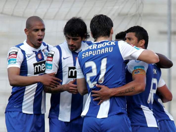 Dragões confirmam particular com Celta de Vigo em Viseu