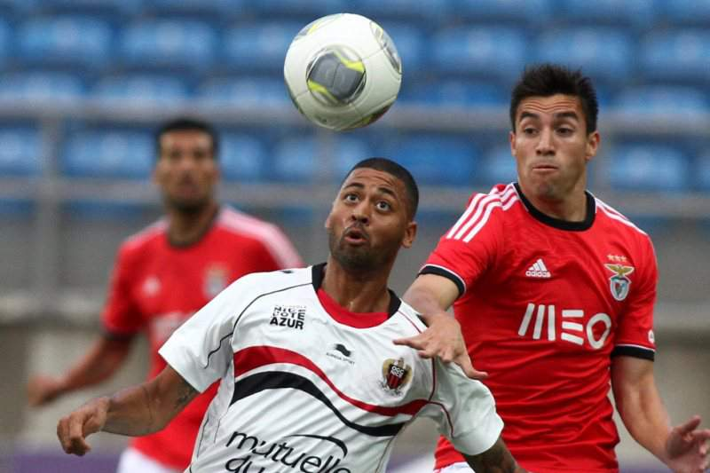 Benfica vence Nice