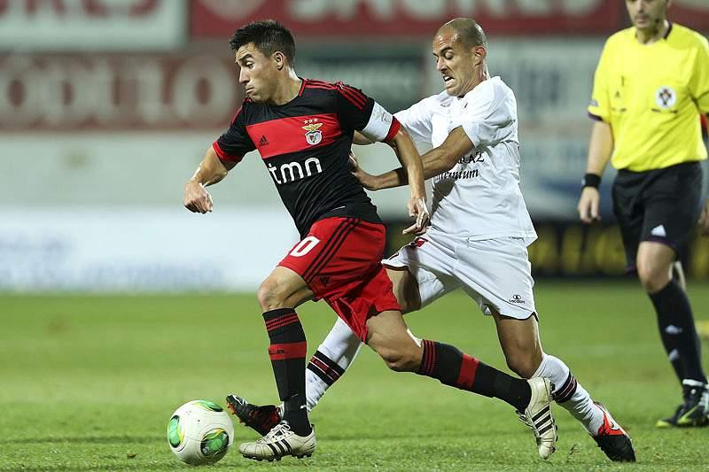 Capitão quer roubar pontos ao Benfica