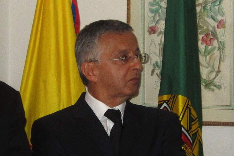 Embaixador da Colômbia espera empate entre Jackson e Montero