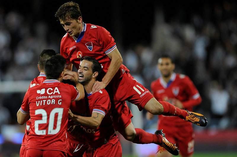 Gil Vicente empata a três com o Ribeirão em jogo particular