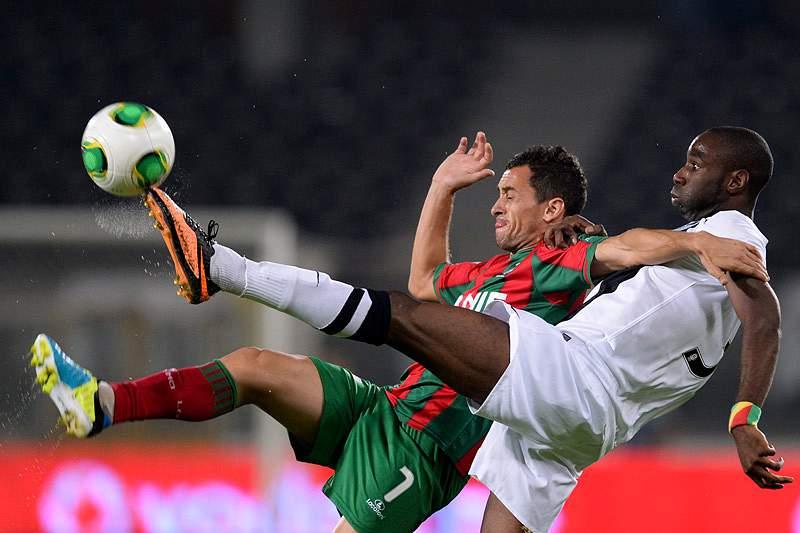 Vitória de Guimarães bate Marítimo no fecho da 7.ª jornada
