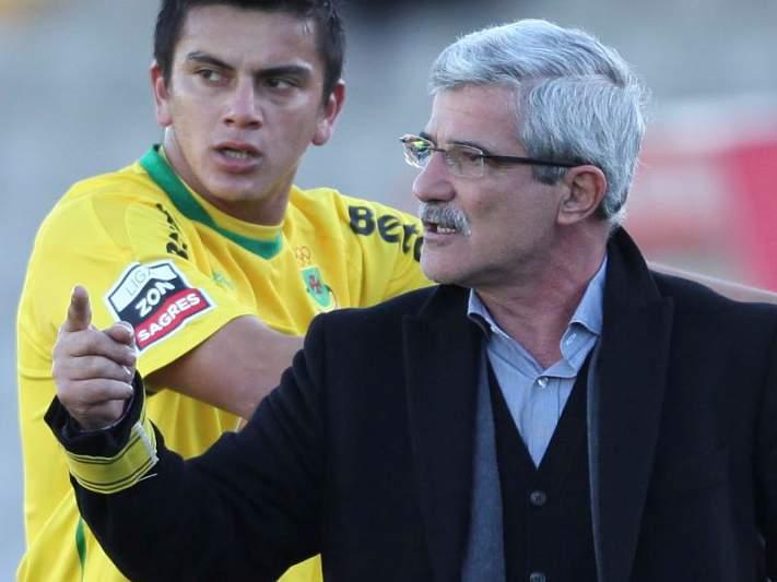 Paços de Ferreira com Neto e sem Romeu na visita ao Sporting
