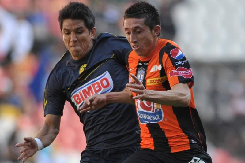 Herrera dragão por quatro anos
