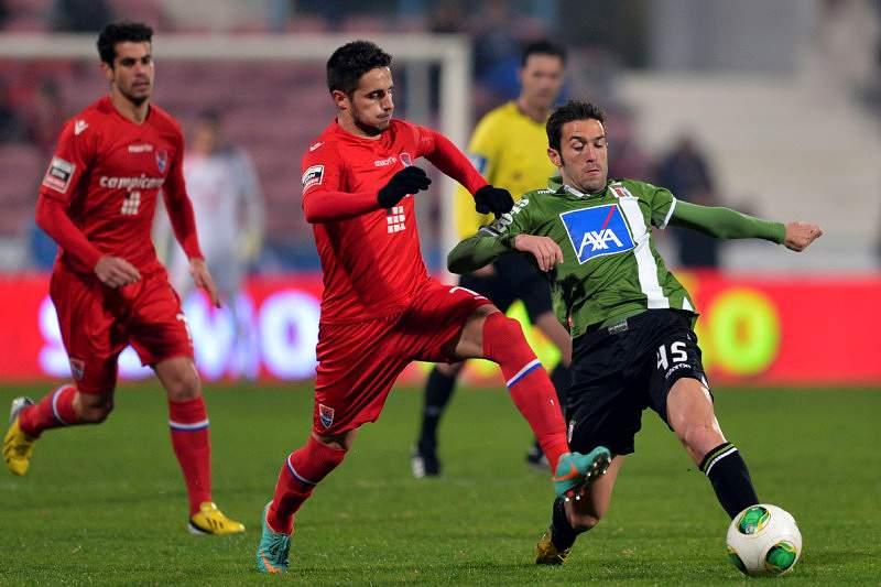 Braga abre jornada com vitória sobre o Gil Vicente