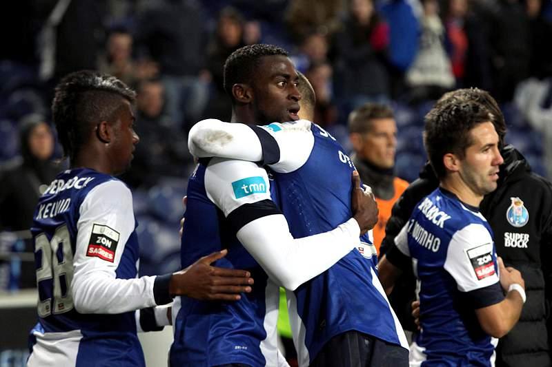 FC Porto é favorito contra o Málaga