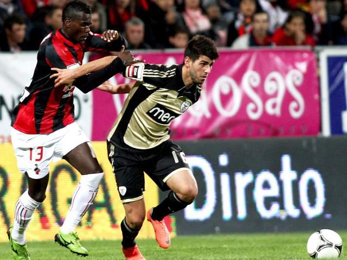 Nélson Oliveira ambiciona chegar o mais longe possível