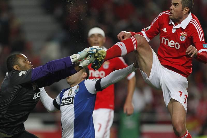 Benfica e FC Porto na última jornada