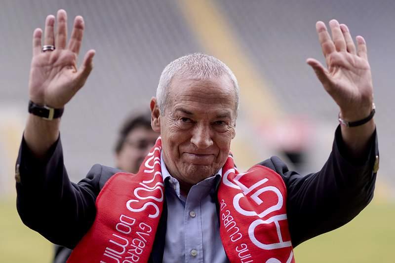 Sporting de Braga voltou ao trabalho sem cinco jogadores