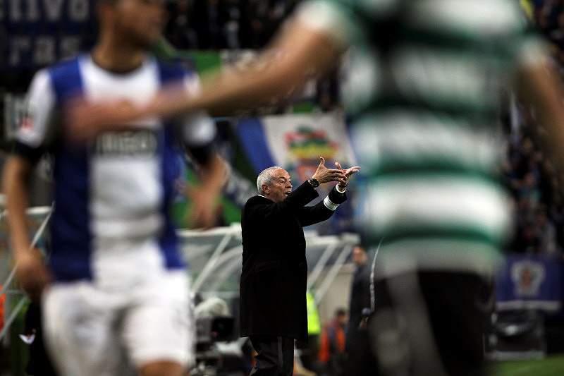 Bruno de Carvalho fez proposta a Jesualdo