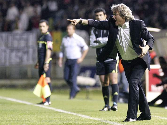 «Equipa do Benfica foi brilhante»