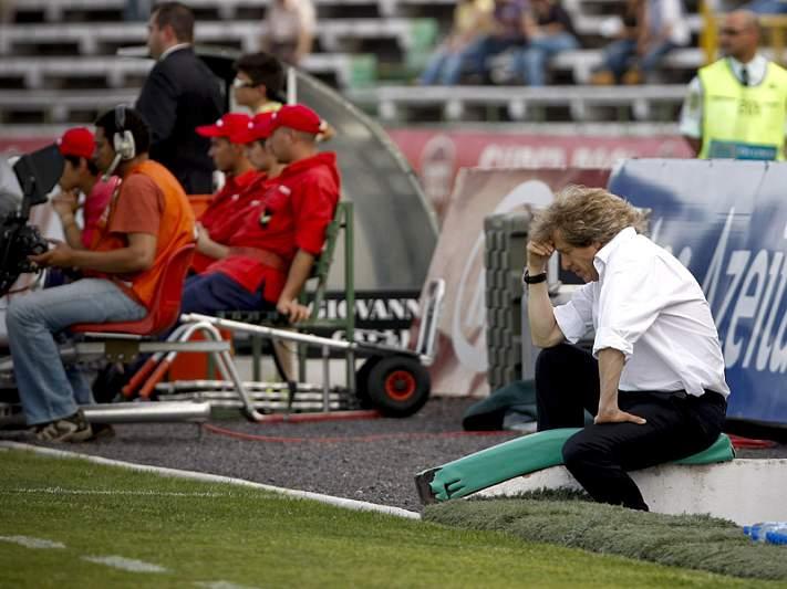 Benfica desceu do céu ao inferno