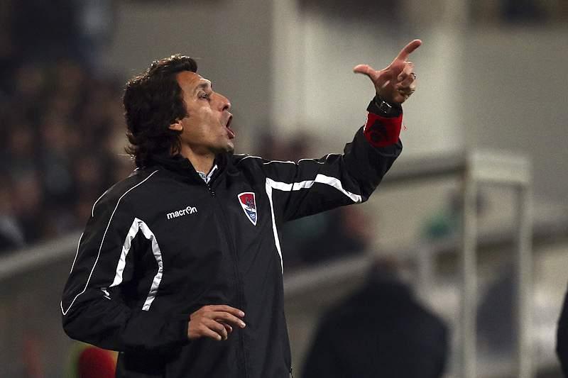 Luís Silva estreia-se nas convocatórias do Gil Vicente