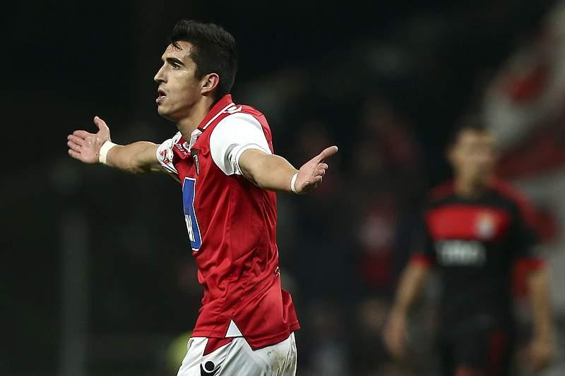 Objetivo do Braga é «consolidar terceiro lugar»