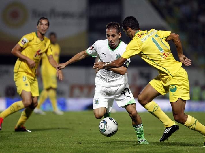 Sporting inscreve 20 dos 52 portugueses em prova
