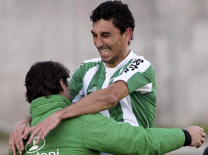 «Sou o português com mais golos no campeonato»