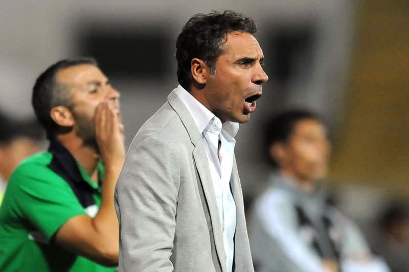 Treinador do Moreirense deseja regressar aos bons resultados já na receção ao Marítimo