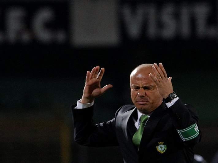 José Mota pede concentração para vencer o Nacional