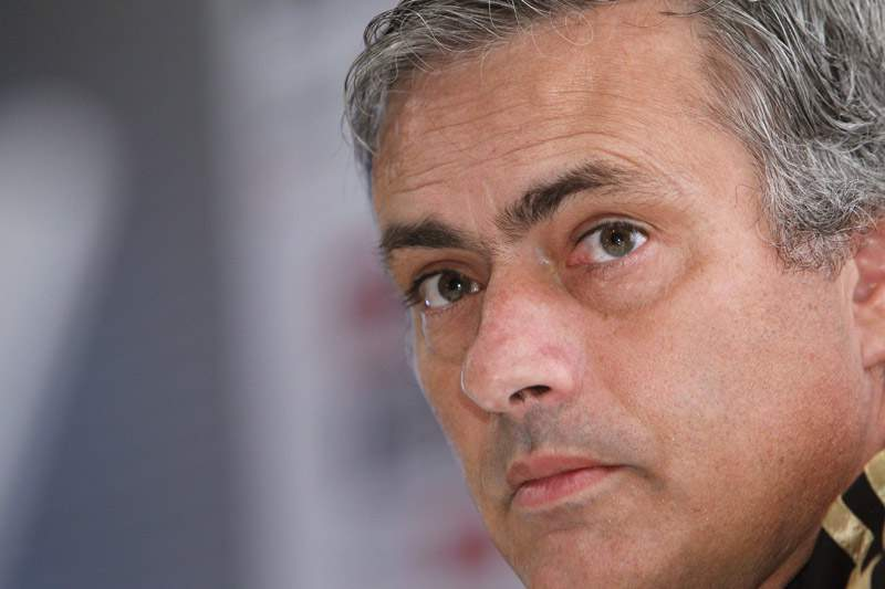 Mourinho assume saida no final da época