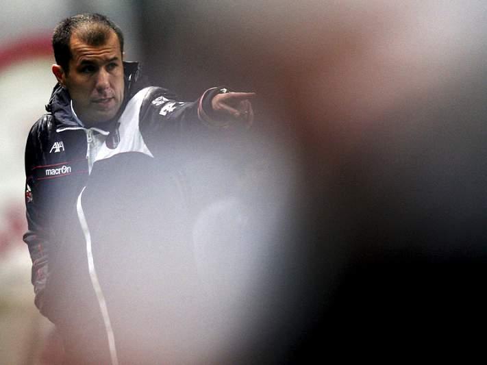 Jardim quer vencer Taça da Liga