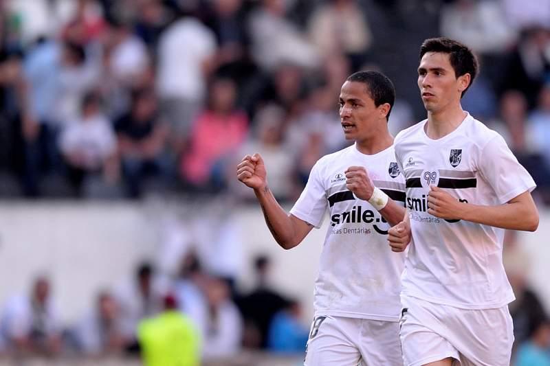 Guimarães sobe ao quinto lugar