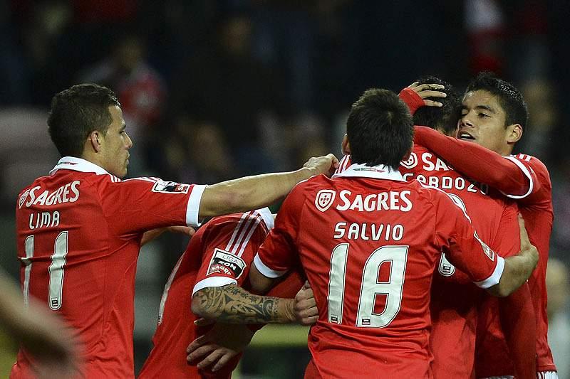 Reveja o resumo do Beira-Mar 0-1 Benfica