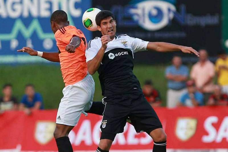 Benfica empresta Lisandro Lopez ao Getafe