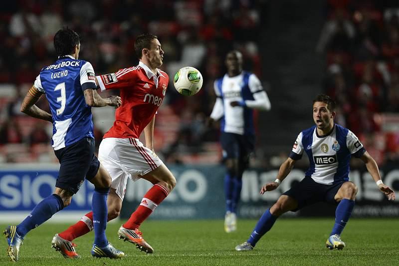 FC Porto-Benfica marcado para as 20h30