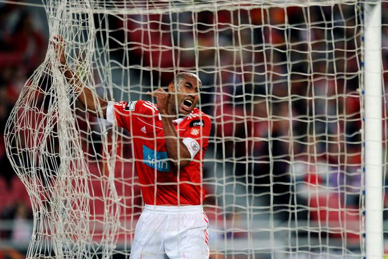Benfica não apresenta recurso por Luisão