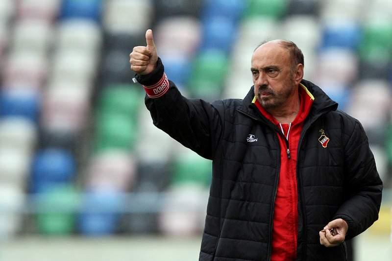 Treinador encara receção ao V. Guimarães com otimismo