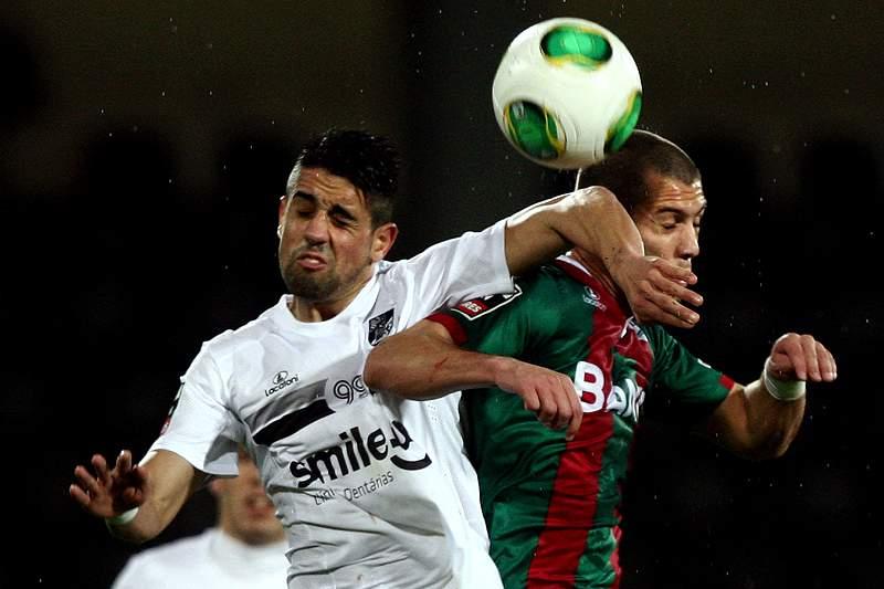 V. Guimarães empata e segura sexto lugar