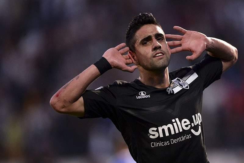 Marco Matias falha jogo com o Belenenses