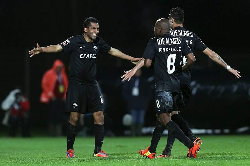 Conceição chama Makelele e Agra para jogo com Braga