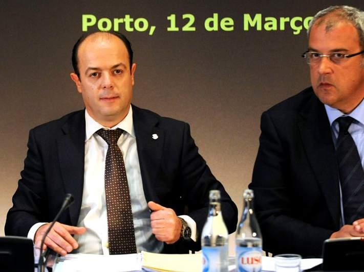 Presidente da Liga abandona reunião