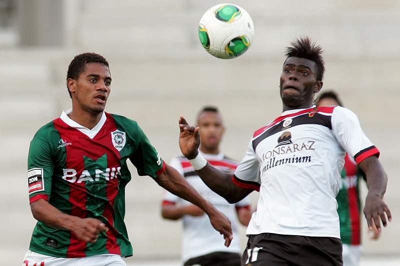 Marítimo bate Olhanense por 1-0.