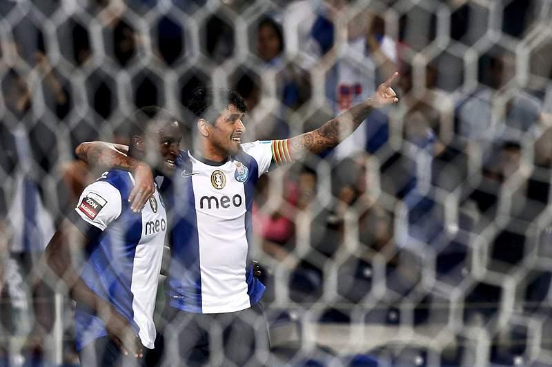 Sporting-FC Porto a 02 de março