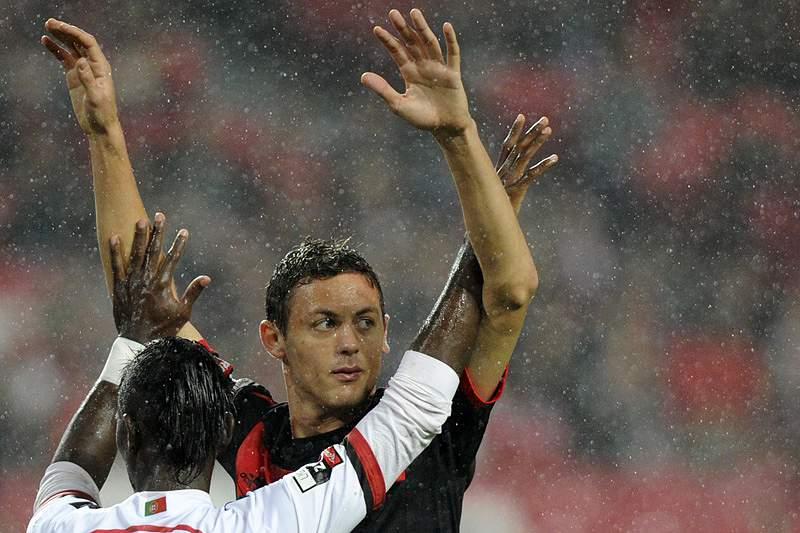«Vir para o Benfica foi a melhor decisão da minha vida»