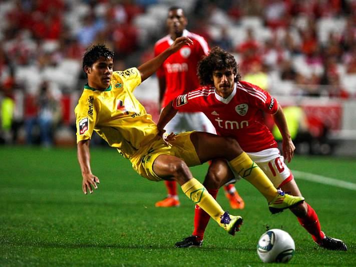 «Será grandioso vestir a camisola do Benfica»