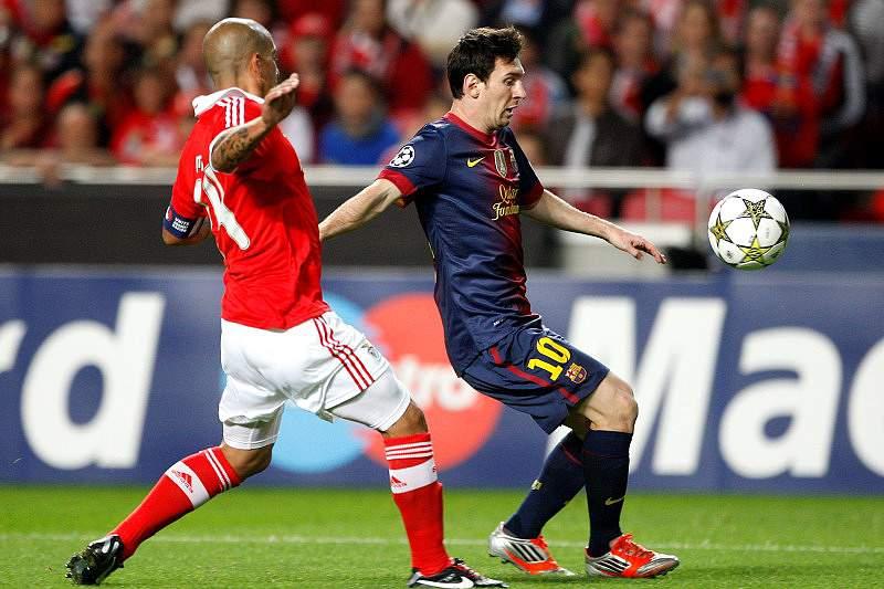 Benfica mede forças com o melhor Barça de sempre
