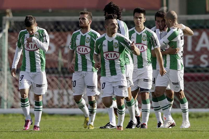 Vitória de Setúbal atira Sporting para 10.º