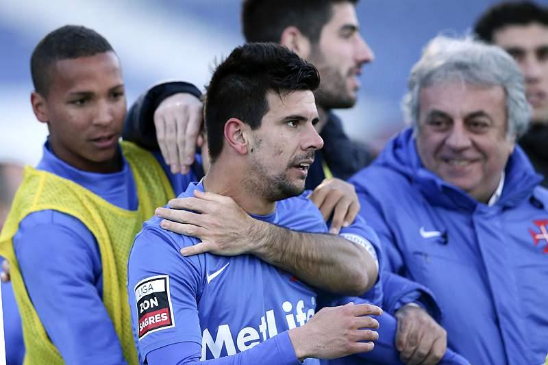SC Braga derrotado pelo Belenenses