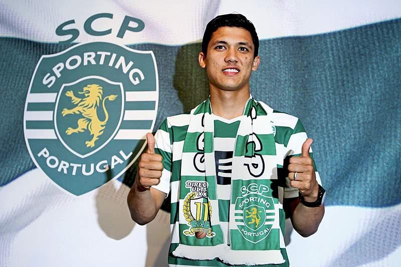 Montero «ansioso» por jogar em Alvalade