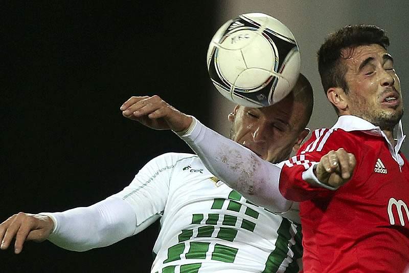 Benfica favorito a vencer Moreirense