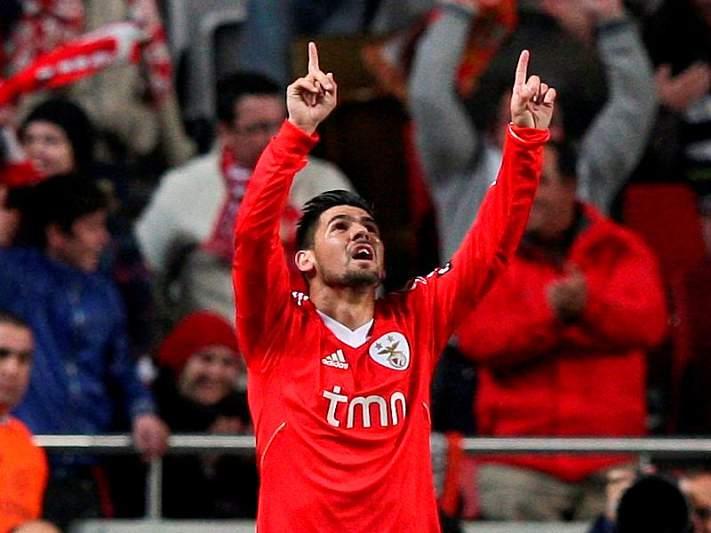 Benfica pede um milhão para ceder Nolito