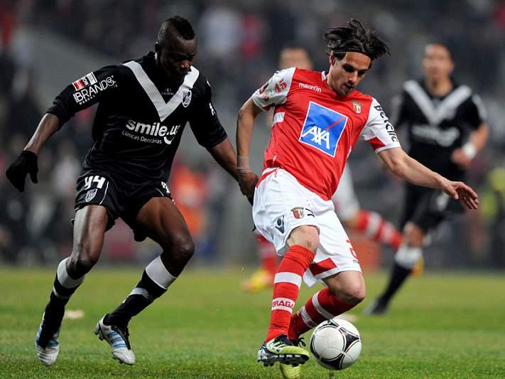 SC Braga «está ao nível dos três grandes»
