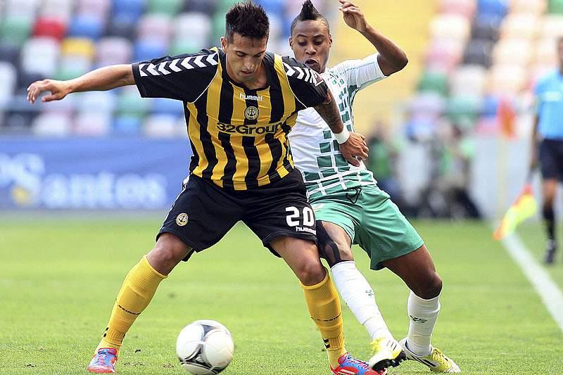 Nuno Lopes regressa para defrontar Guimarães