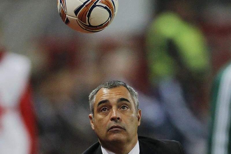 José Couceiro promete gestão desportiva eficaz e cria comissão financeira