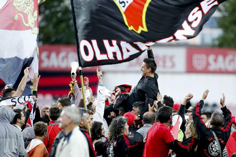 Olhanense vence Quarteirense em jogo de preparação
