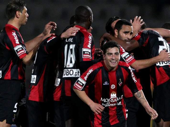 Vítor Vinha rescindiu contrato com o Olhanense