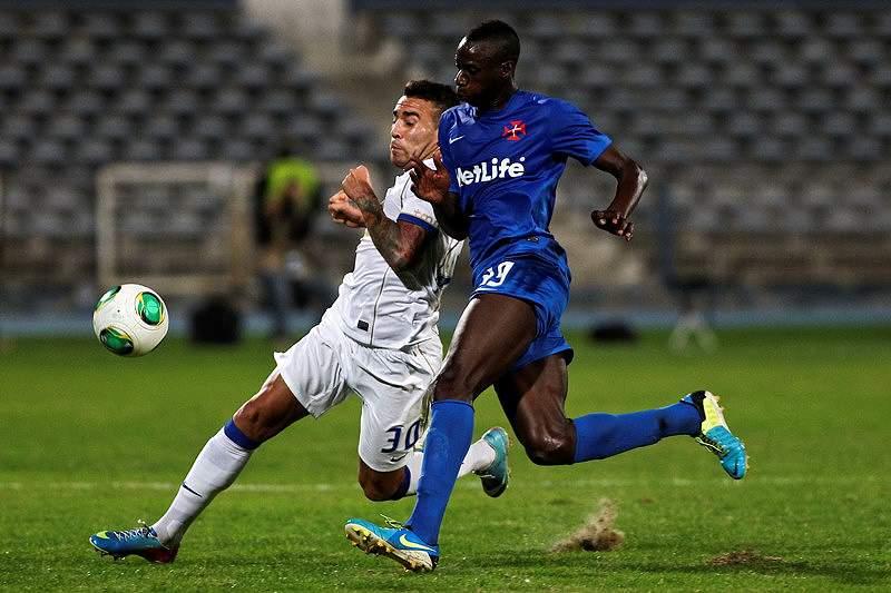 Diawara rescinde contrato com o Belenenses